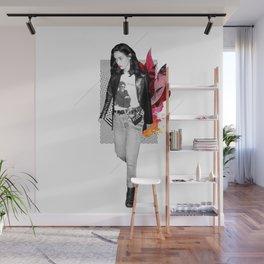 Winona Ryder Wall Mural