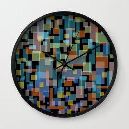 zappwaits new york city Wall Clock