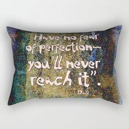 Dali quote Rectangular Pillow