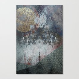 Orbservation 02 Canvas Print