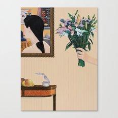 the misunderstanding Canvas Print