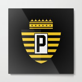PITFC (Spanish) Metal Print