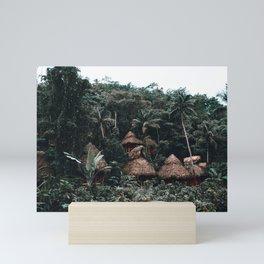 Dominican Republic / Samana Mini Art Print