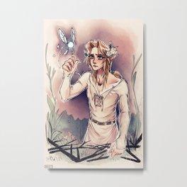 Forest Sage Metal Print