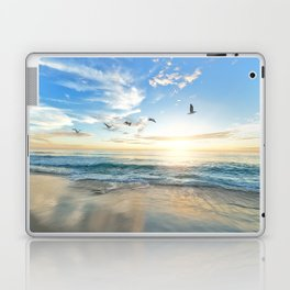 Beach Scene 34 Laptop & iPad Skin