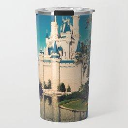 The Disney Castle  Travel Mug