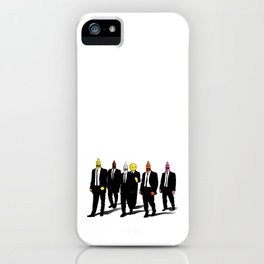 Reservoir Crayons iPhone Case