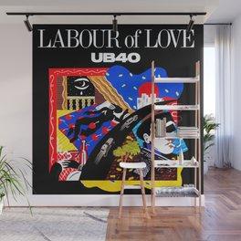 ub40 ub 40 labour love tour 2020 kentut Wall Mural