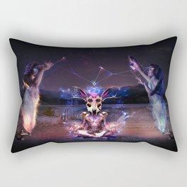 Axis Mundi Rectangular Pillow