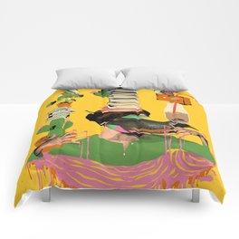 SURREAL KNOWLEDGE Comforters