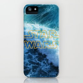 In A Galaxy Far, Far Away iPhone Case