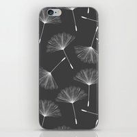 dandelion iPhone & iPod Skins featuring Dandelion by Rceeh