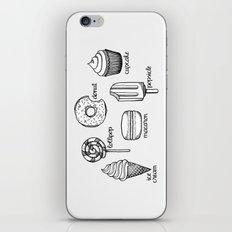 Sweets || iPhone & iPod Skin