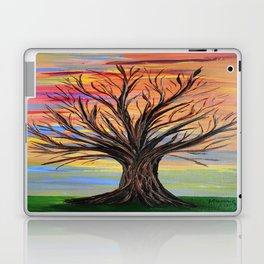 The bare tree Laptop & iPad Skin