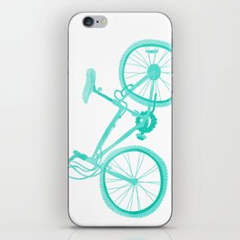 No Mountain Bike Love? iPhone Skin