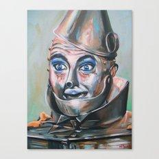 Tin Man Canvas Print