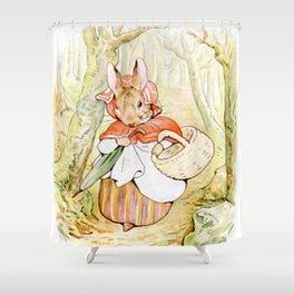 Beatrix Potter, Rabbit Shower Curtain