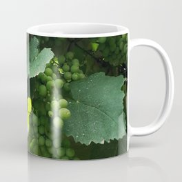 Green grapes Nature Design Coffee Mug
