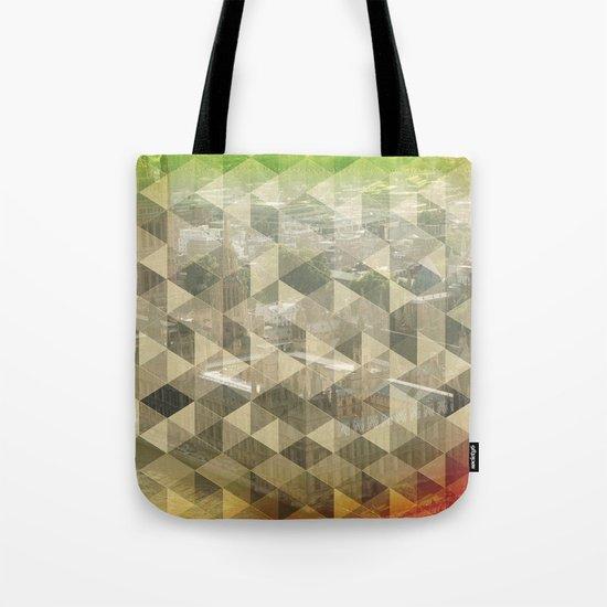 WP pattern Tote Bag