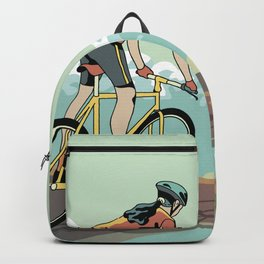 Mountains Girls Backpack