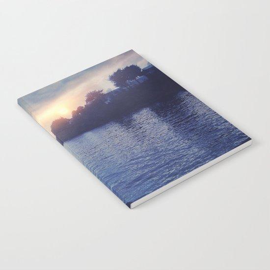 Sunset I C. II Notebook