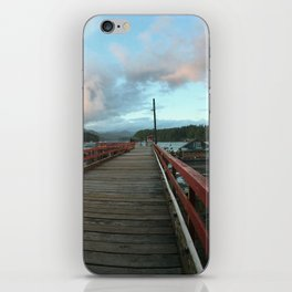 Tofino Life iPhone Skin