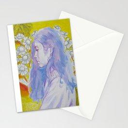 Purple Daze Stationery Cards