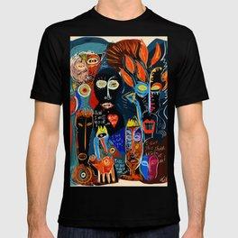 Street Art Graffiti Storm inside of me T-shirt
