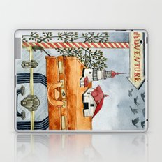 Suitcases are ready Laptop & iPad Skin