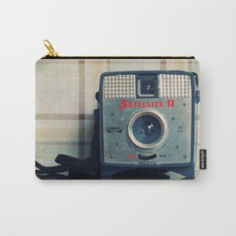 Vintage Camera Love: Imperial Satellite! Carry-All Pouch