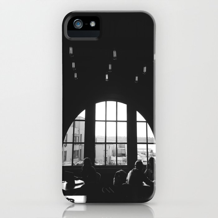 Contrast. iPhone Case
