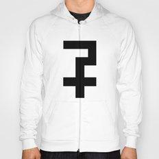 Kathedral Cross Black Hoody