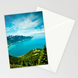 Lake Geneva Stationery Cards