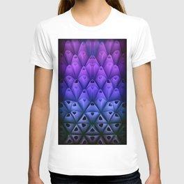 Neon Cones  T-shirt