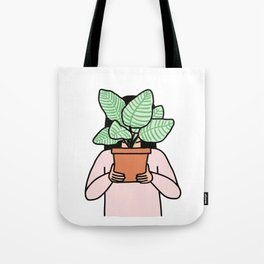 Plant Collector Tote Bag