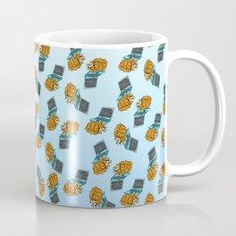 Too Long Didn't Read Cat Coffee Mug