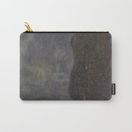 Gustav Klimt - Approaching Thunderstorm (The Large Poplar II) Carry-All Pouch