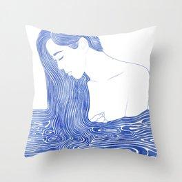 Nereid XLVII Throw Pillow