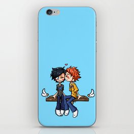 Birdflash iPhone Skin