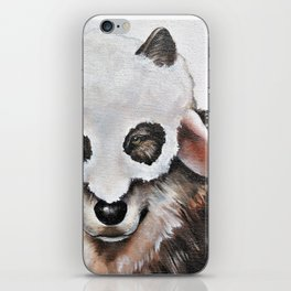 Wolf Fashionista iPhone Skin