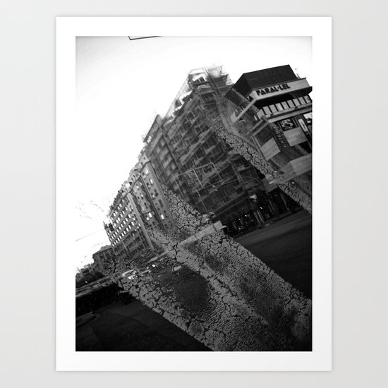 remaining true to experience, Art Print