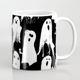 Ghost Splats Coffee Mug