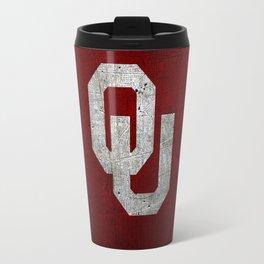 University of Oklahoma Travel Mug