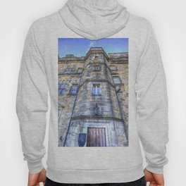 Edinburgh Castle Scotland Hoody