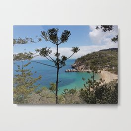 Magnetic Island Metal Print