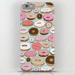 Donut Wonderland iPhone Case