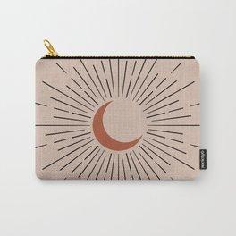 Sun, Sunburst Art Carry-All Pouch