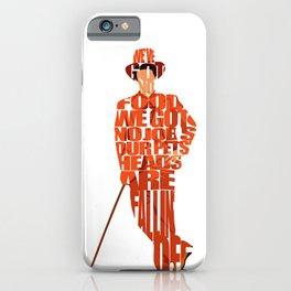 Lloyd Christmas iPhone Case