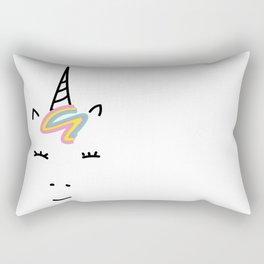 my Kid's Unicorn Rectangular Pillow