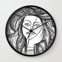 Don´t search, find. Wall Clock